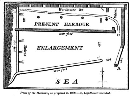 Proposal Bridlington Harbour 1808